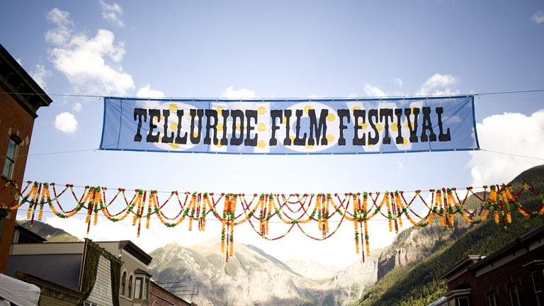 Meyer Sound System at 2012 Telluride Film Festival