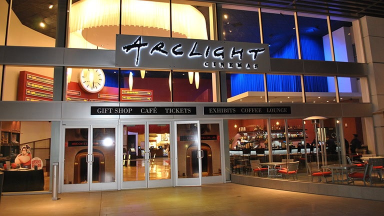 ArcLight La Jolla Installs Meyer in Auditorium