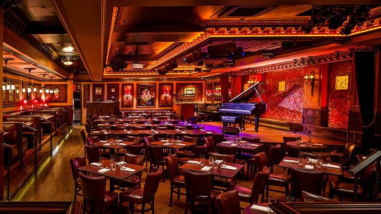 54 Below Club Chooses Meyer
