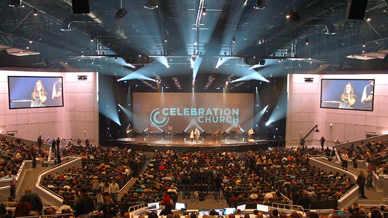 Celebration Church with Surround System