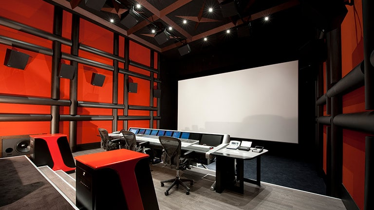 INK Selects Meyer for Dolby Atmos in France
