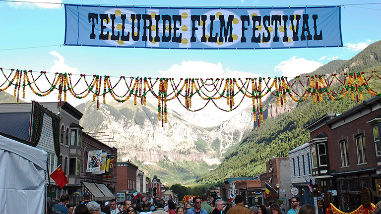 Telluride Film Festival with Meyer Theatre