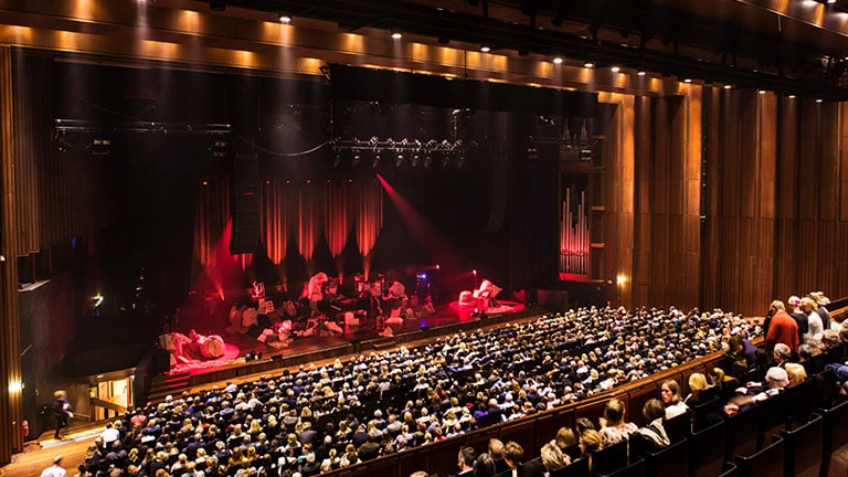 Oslo Concert Hall Upgrades to MICA
