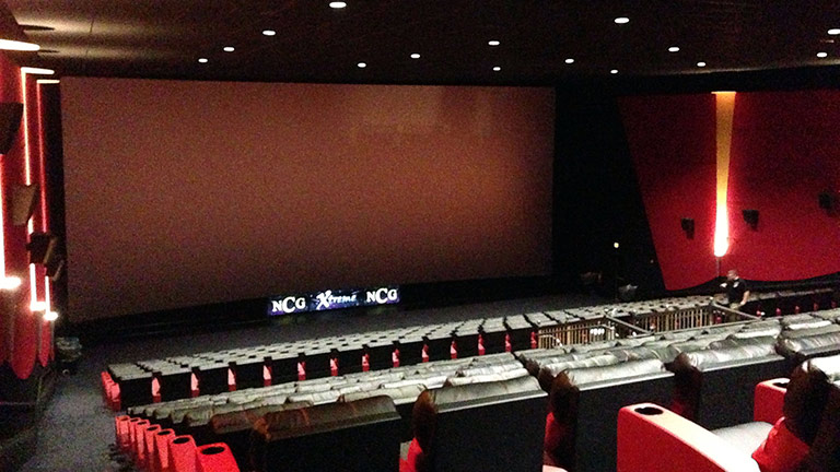 NCG Eastwood Cinemas Installs Meyer Sound System