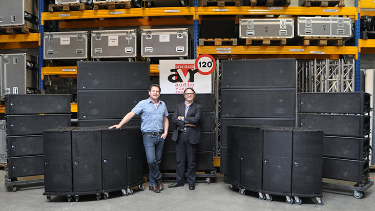 Bazelmans Expands Inventory to Reach 100 Loudspeakers