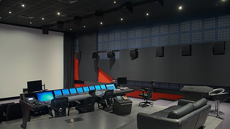 Dubbing Brothers Installs for Dolby Atmos