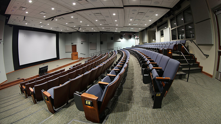 LSU Installs Constellation & Cinema System