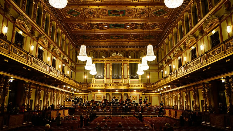 Musikverein Chooses CAL