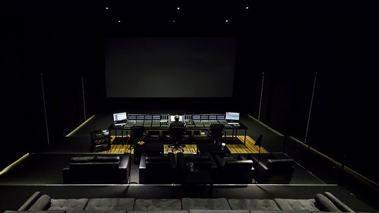 Soundfirm Installs Cinema System for Dolby Atmos