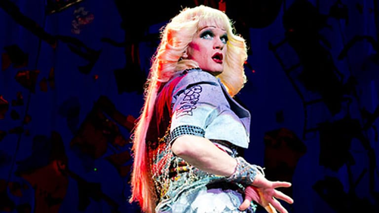 M'elodie for Hedwig and the Angry Inch