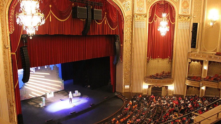 Memphis's Historic Orpheum Theatre Transforms with MINA