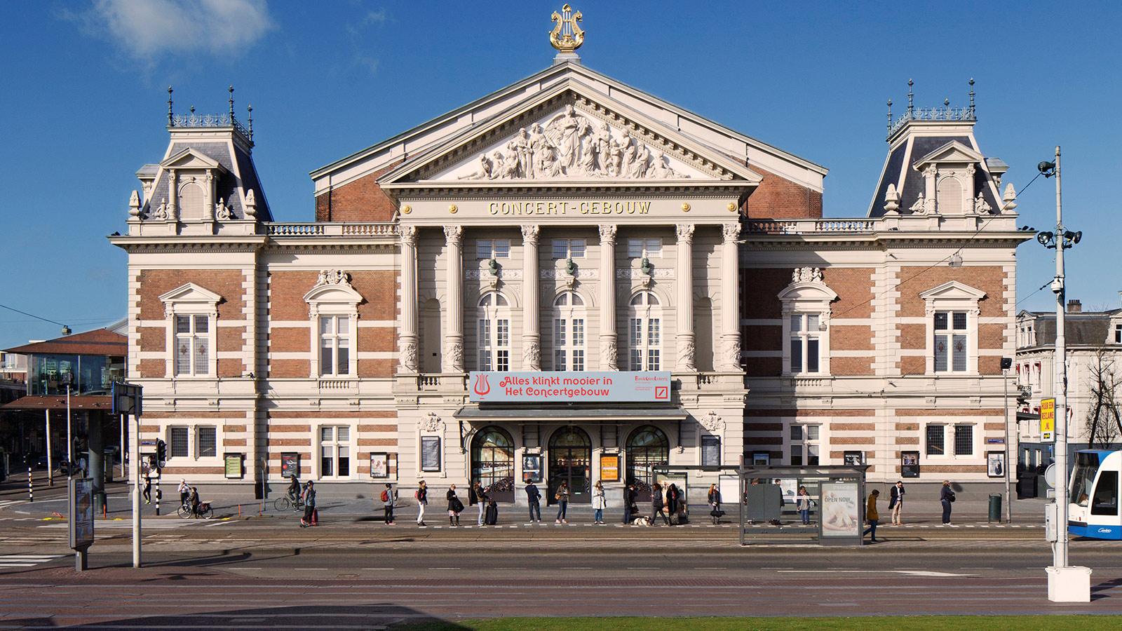 Concertgebouw Meyer Sound