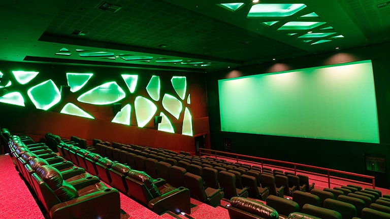 Cine de Chef Installs Cinema Systems