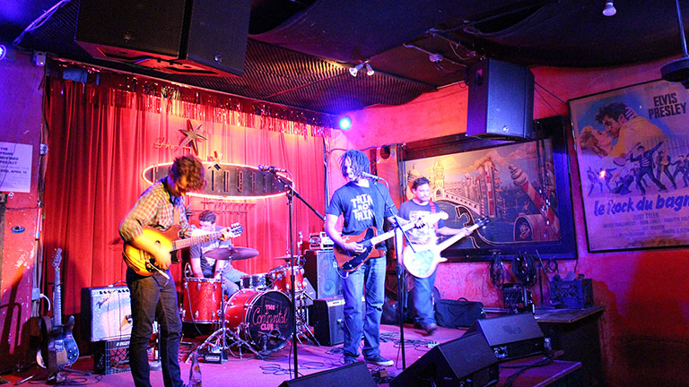 Continental Club Upgrades to Meyer Sound