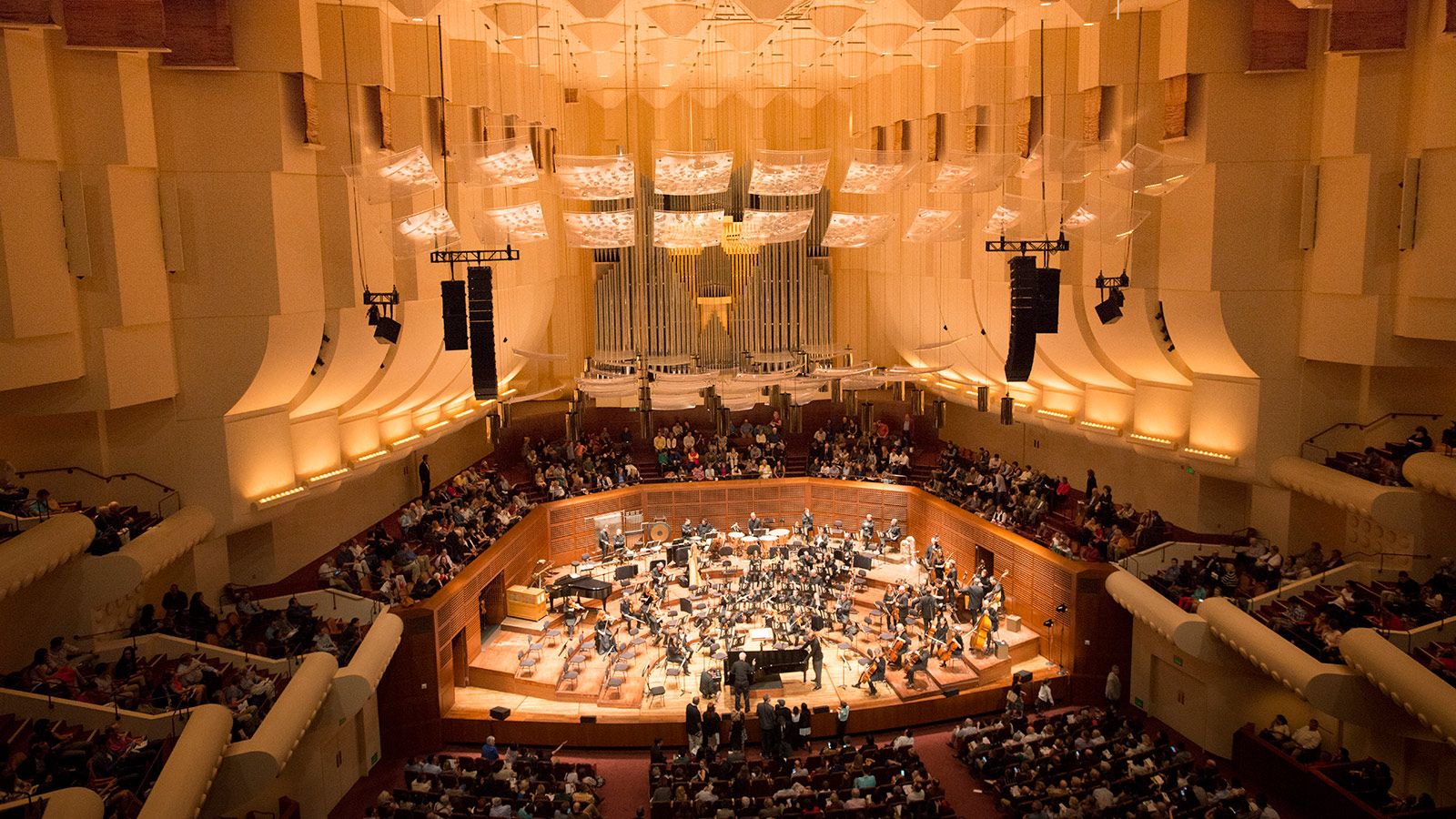 Davies Symphony Hall – San Francisco, California