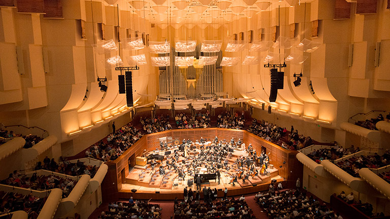 Davies Symphony Hall Chooses LEOPARD