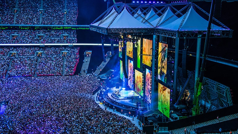 Ed Sheeran Captivates Wembley and Croke Park Stadiums with LEO