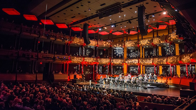 Lincoln Center Chooses Meyer Sound