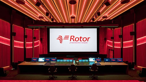 Rotor Film Selects Meyer Sound for Dolby Atmos and Auro-3D Mixing Stage