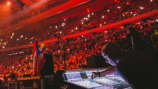 Jose Rivera on Mixing Marc Anthony: 360 Degrees of Emotion