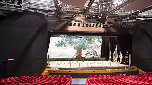 Ko Shan Theatre Upgrades Meyer Sound System to MINA