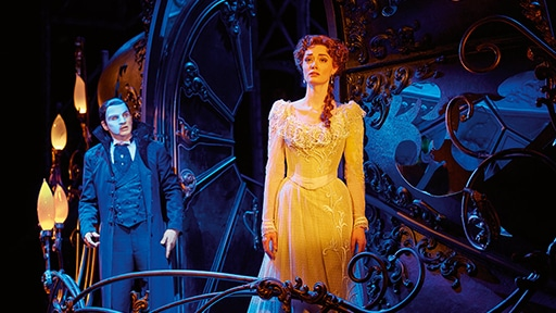 Constellation Enhances Andrew Lloyd Webber's <em>Love Never Dies</em>