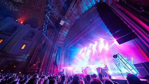 Oakland's Fox Theater Upgrades with LYON