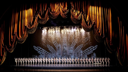 "Radio City Music Hall's ""Spectacular"" Upgrade with LEO"