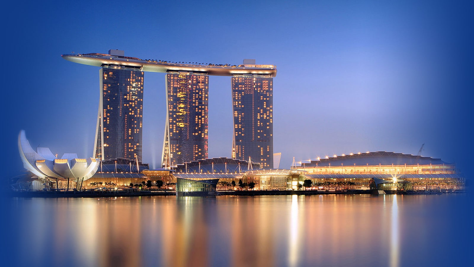 Marina Bay Sands Expo – Singapore