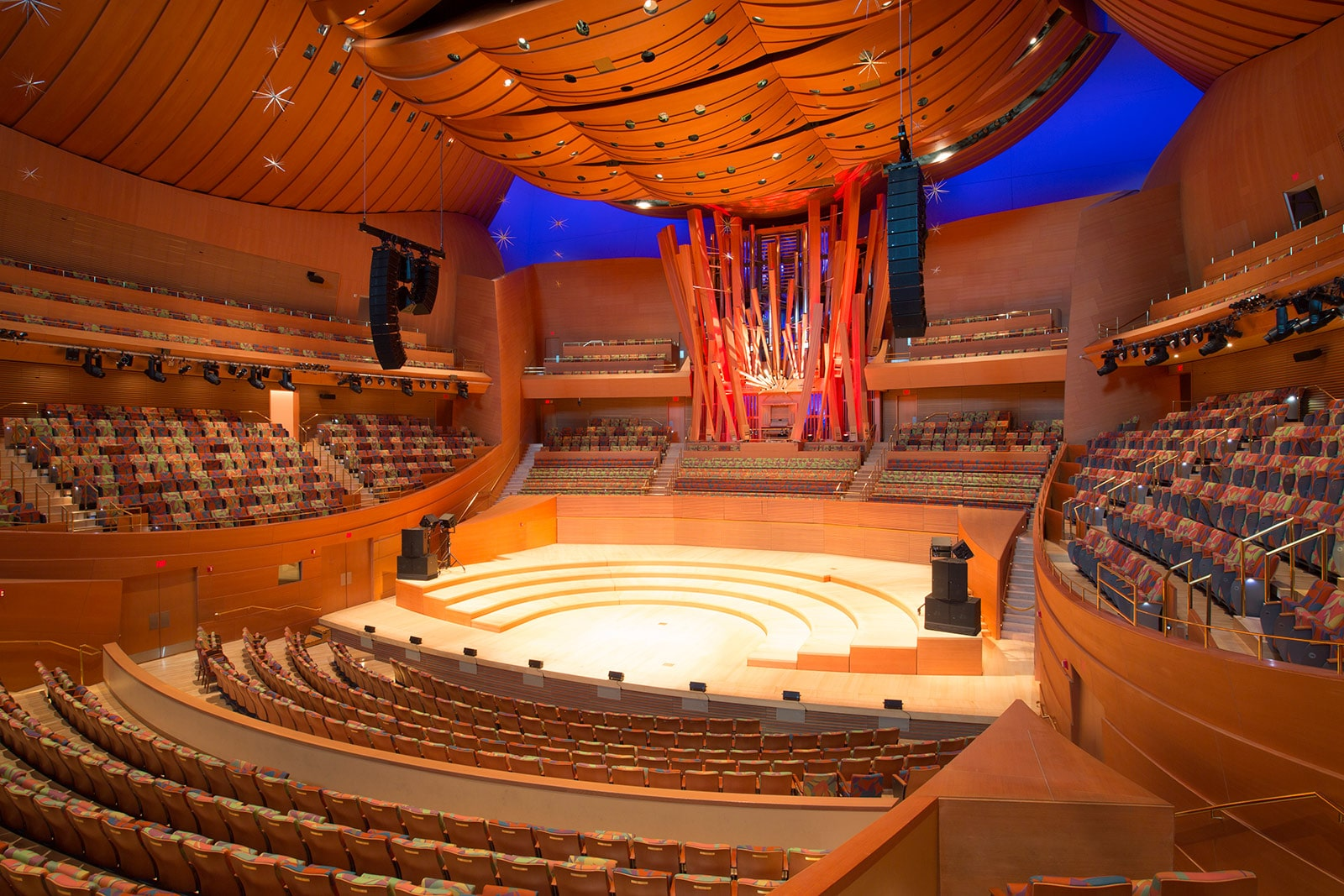 Walt Disney Concert Hall – Los Angeles, California