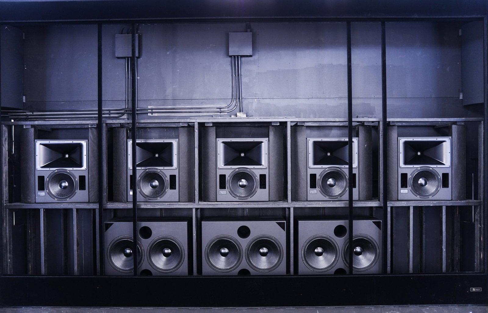 Private Cinema Meyer Sound