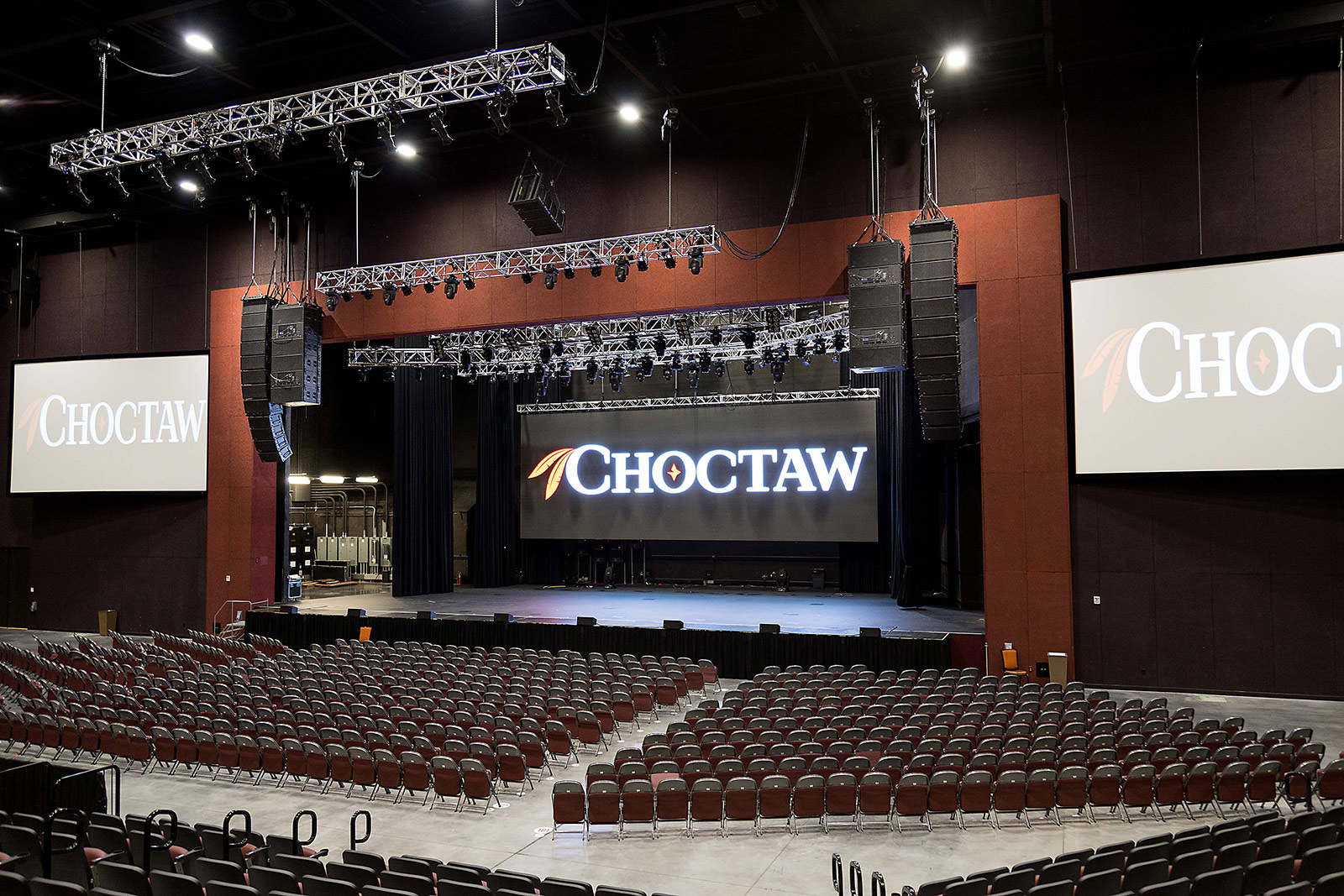 Choctaw Casino Resort – Durant, Oklahoma