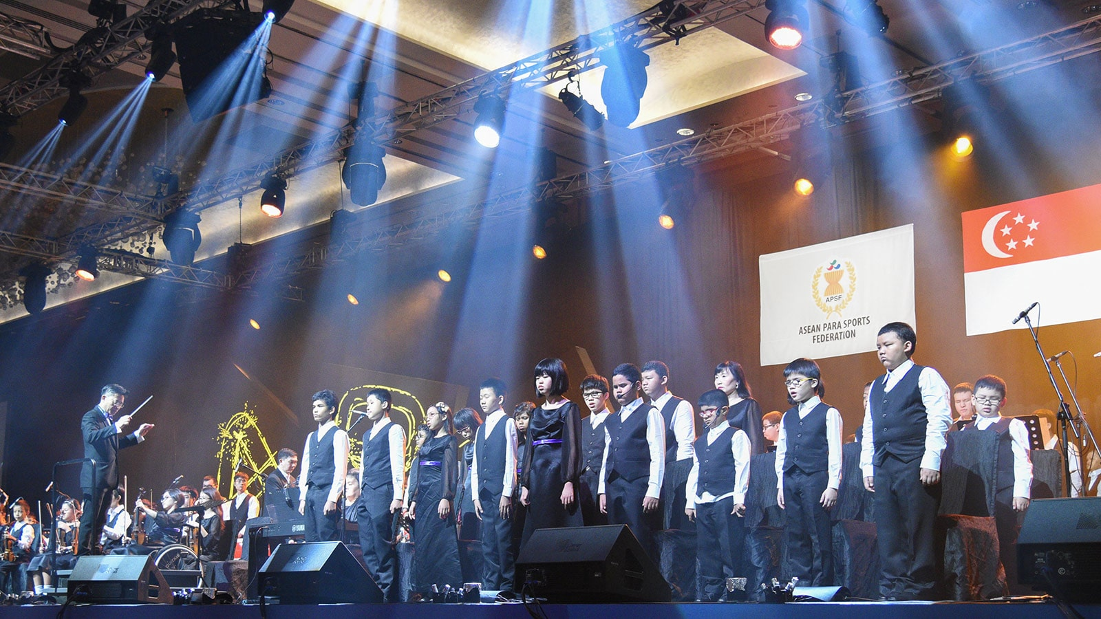 8th ASEAN Para Games closing ceremony