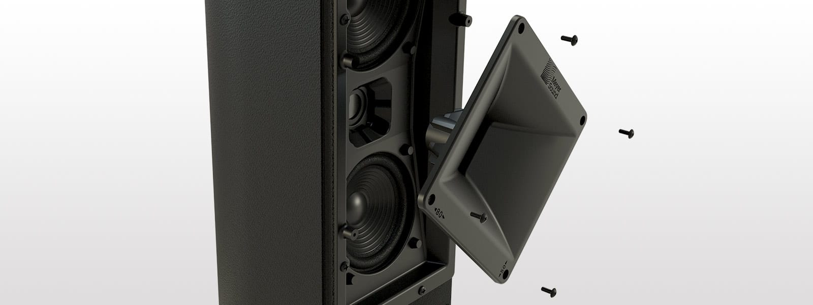 ULTRA-X20: Compact Wide Coverage Loudspeaker