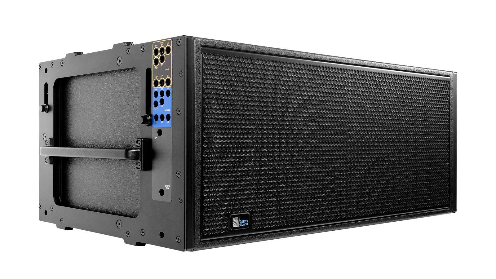 Products Meyer Sound 12 Inch Full Range Leolinear Line Array Loudspeaker