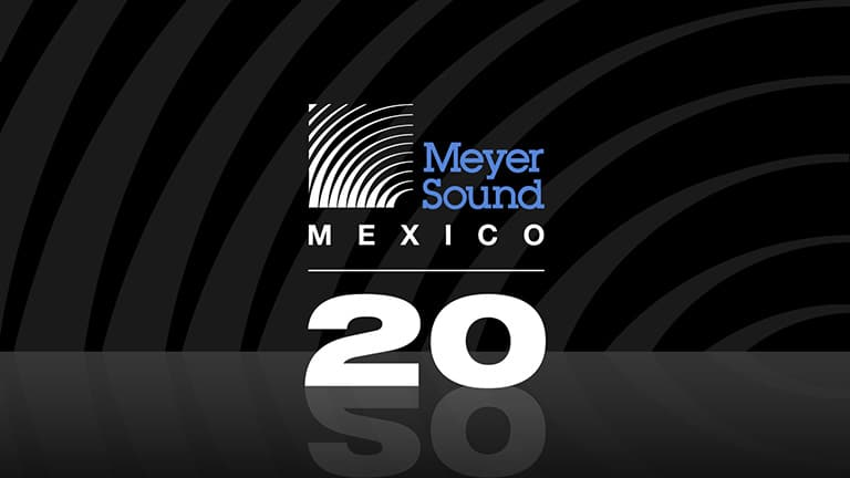 Meyer Sound Founders Celebrate at sound:check Xpo