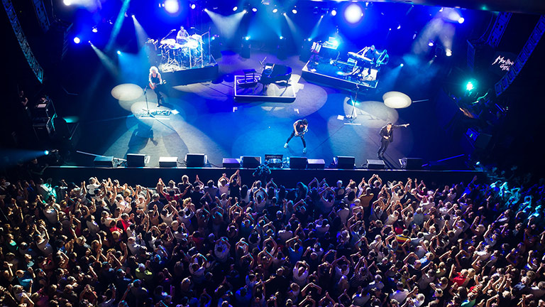 Meyer Sound Systems Featured at Montreux Jazz Festival