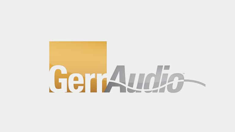 GerrAudio Exclusive Distributor for Canada