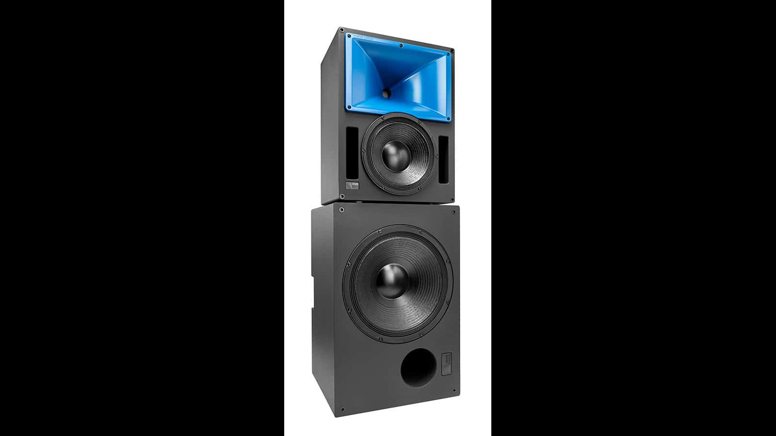 Product Shot of the Bluehorn System