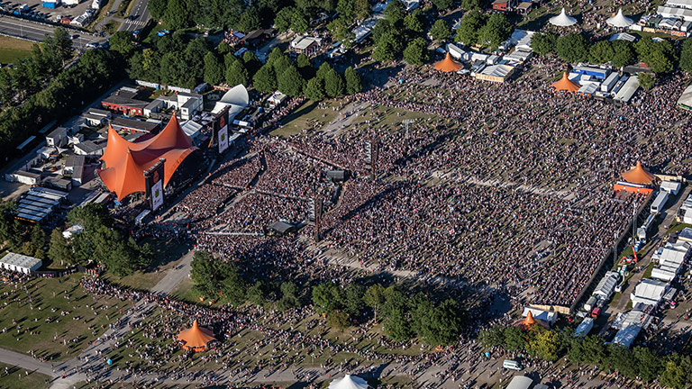 Meyer Sound and Roskilde Festival Announce Unprecedented Partnership