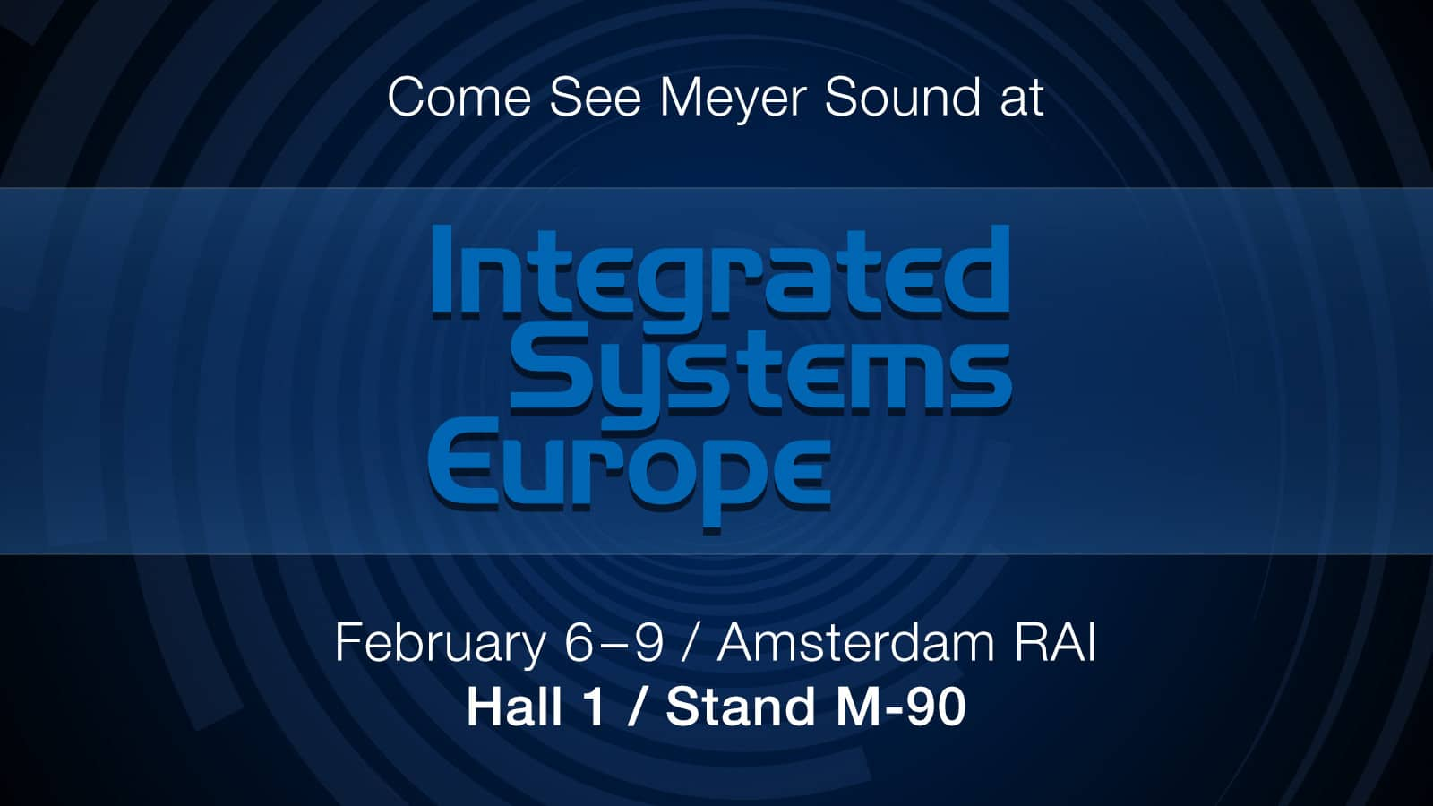 News Meyer Sound Kingdom Hearts Hd 15 Ampamp 25 Remix Narration Eng Sub Title Region 3 Exhibits Education And Awards At Ise In Amsterdam