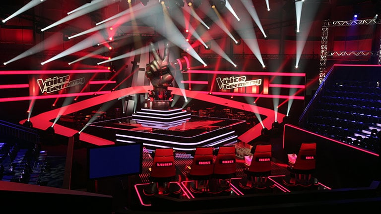 Meyer Sound M'elodie Wins Race for 'The Voice of Germany'
