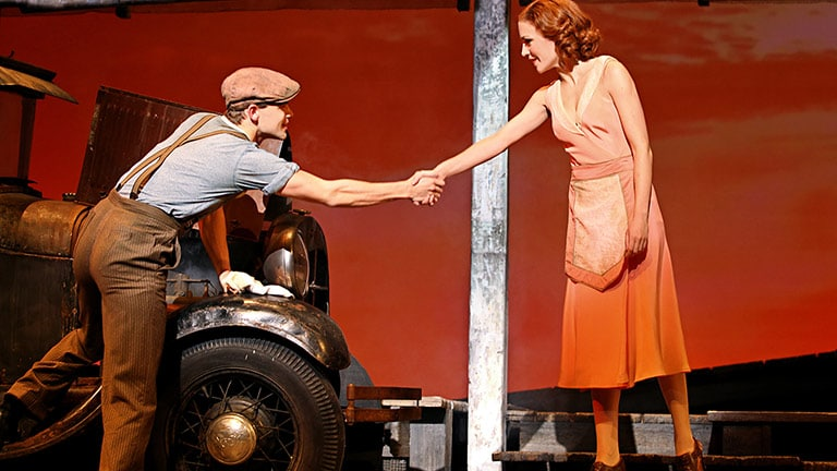 MINA Clears Path for TONY-Nominated Bonnie & Clyde
