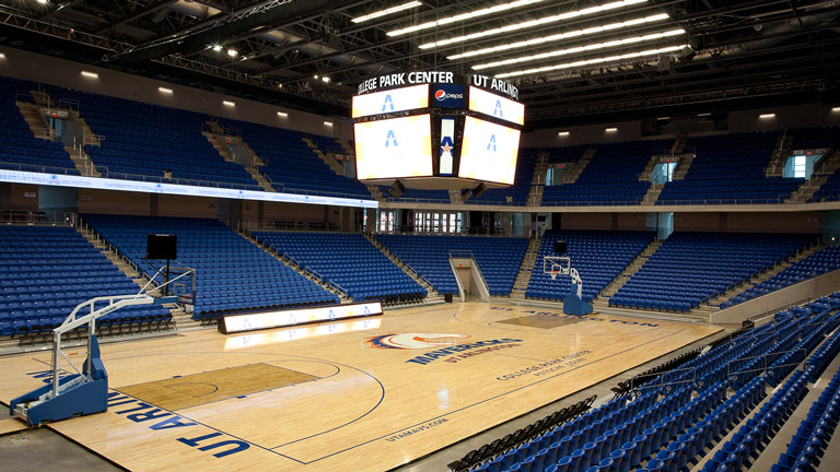 UT Arlington Chooses Meyer Sound for College Park Center Arena