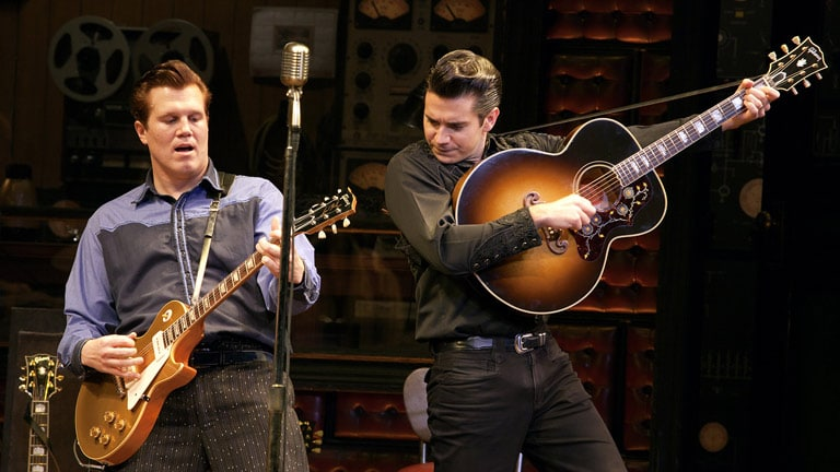 Million Dollar Quartet Powers up with MICA and M'elodie
