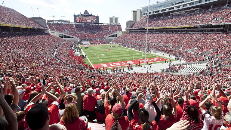 Ohio State University with World's First Installation of Meyer Sound LEO