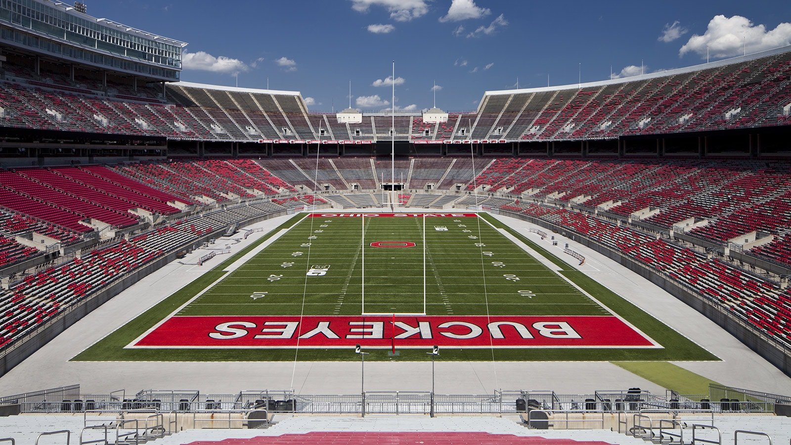 ohio stadium meyer sound