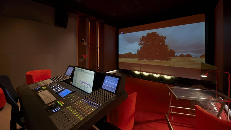 44.1 French Film Facilities with Meyer Sound EXP Monitoring