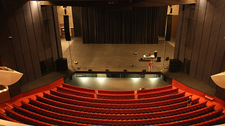 TPAC Looks Ahead with Meyer Sound M'elodie