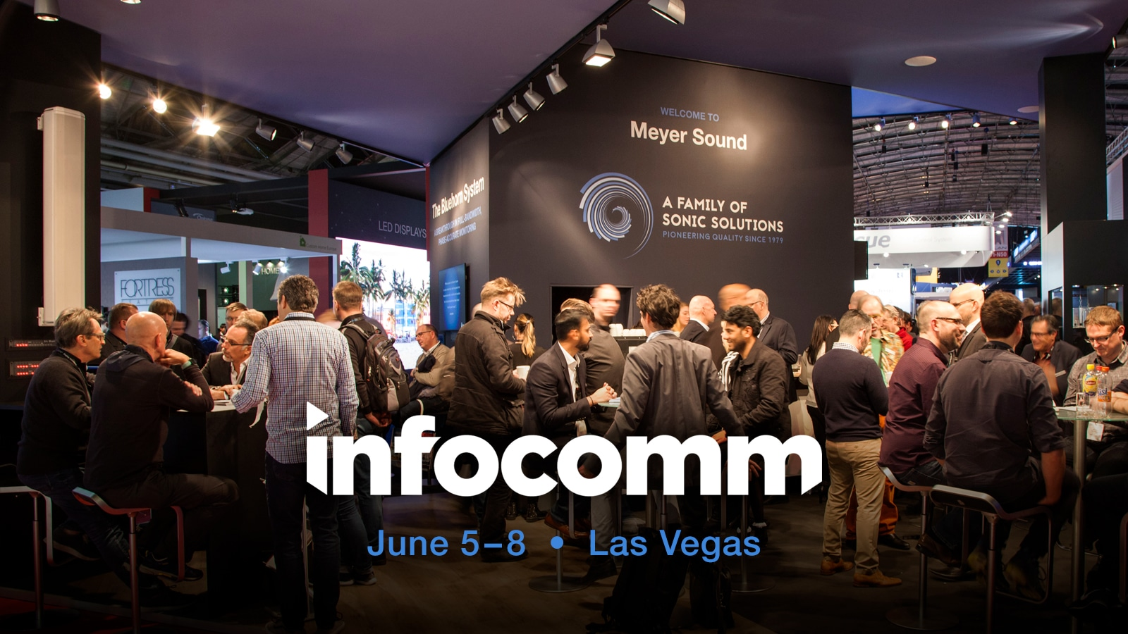 Infocomm 2018 Meyer Sound